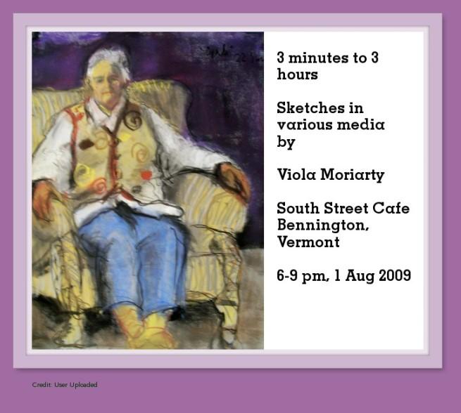 invitation Sketches aug 09