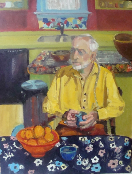 Tim at the Table, 2012